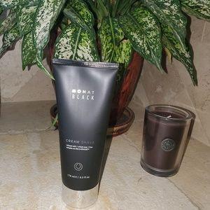 Monat Black Cream Shave